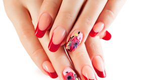 Nageldesign Acryl Nailart