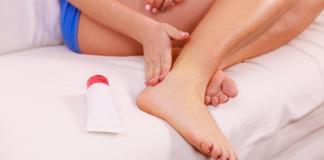 Behandlung Fusspilz und Nagelpilz Vorbeugen mit Fusspflege